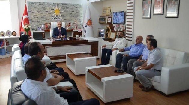 Kahtalı: Türkiye büyümesine hızla devam edecek