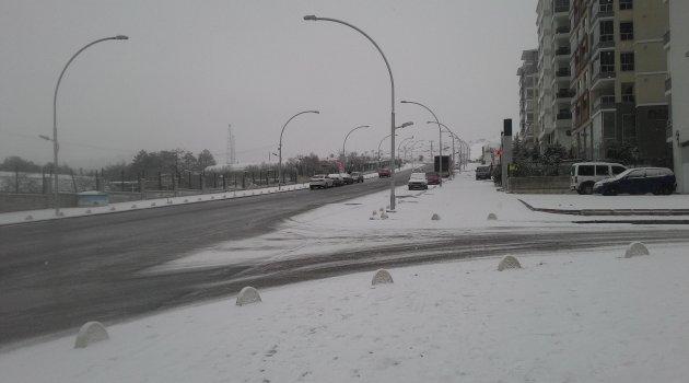 Kar yağışı etkili oluyor!