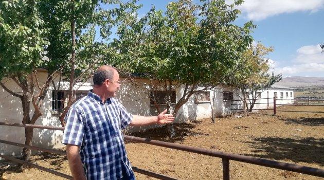 Kayserili çiftçinin 20 yıllık birikimini bir gecede çaldılar