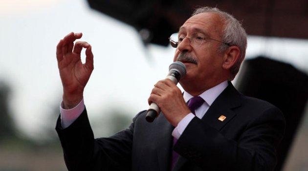 Kılıçdaroğlu'ndan, Davutoğlu'nun eleştirilerine cevap