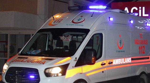 Kocaeli'de trafik kazası: 1 ölü