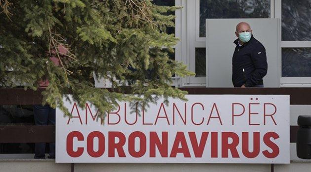 Kosova'da korona virüs vaka sayısı 108'e yükseldi