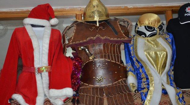 Kostümler Malatya'dan