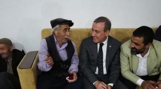 Leventoğlu: 2 kişiden 1'i MHP diyor