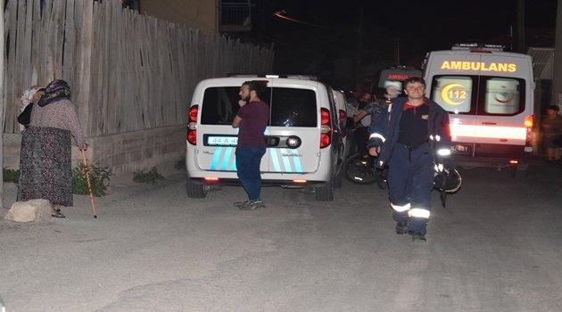 3 çocuğunu rehin alan babayı polis ikna etti