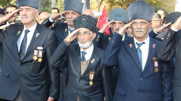 Atatürk ölümünün 80.yılında  anıldı