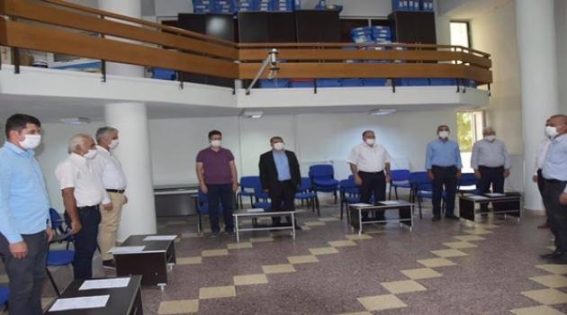 Doğanşehir'de başkan Zelyurt oldu