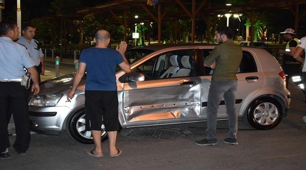 İki ayrı kazada : 5 kişi yaralandı