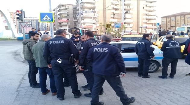 Polislere ateş açan zanlı yakalandı