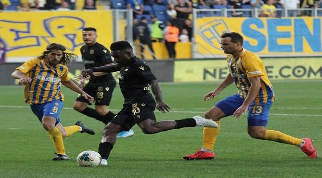 Malatyaspor gol oldu yağdı!