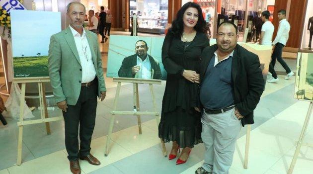 'Mersedes Kadir' fotoğraf sergisi açtı
