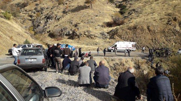 Pütürge'de traktör kazası: 1 ölü