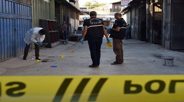 Sanayide silahlı kavga: 3 yaralı