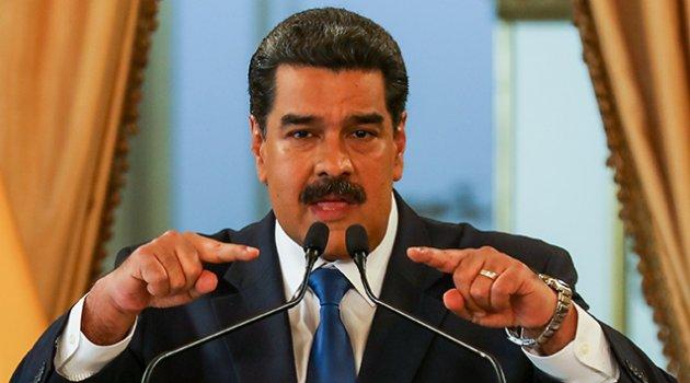 Maduro yeni anlaşmalar için Moskova'ya gidecek