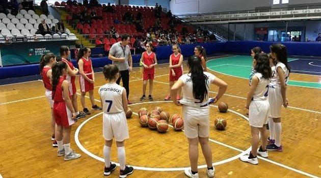 Malatya'da basketbolcu seçecekler