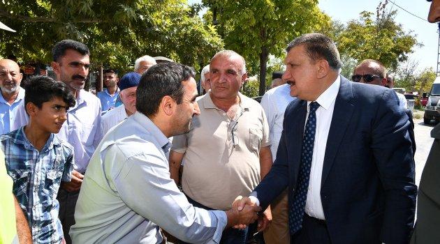 """""""MASKİ yoğun bir tempoda çalışıyor"""""""