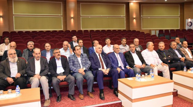 Malatya TSO meclisinde FETÖ Kavgası