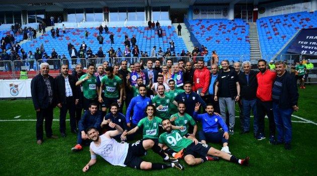 Malatya Yeşilyurt Belediyespor'a 1,3 Milyon TL'lik ayakbastı parası