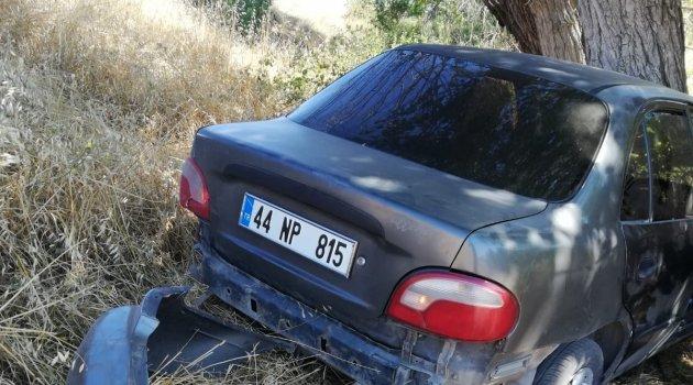 Malatya yolunda kaza: 3 yaralı