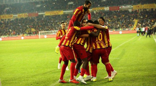 Malatya'da Galatasaray'a şok: 2-0