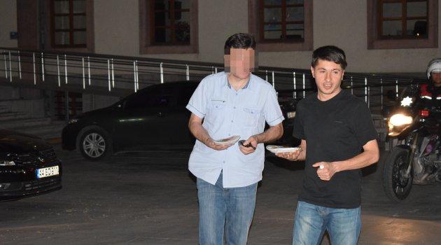 Malatya'da Polis Vatandaş Dayanışması
