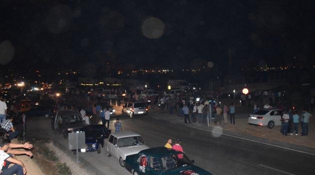 Malatya'da Sıcak Saatler Yaşandı