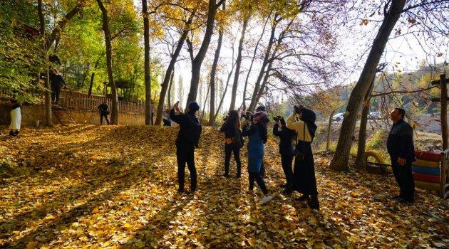 Kozluk Çayı'nda sonbahar çekimleri
