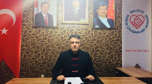 """Malatya'dan """"Mehmetçik için ör"""" kampanyası"""