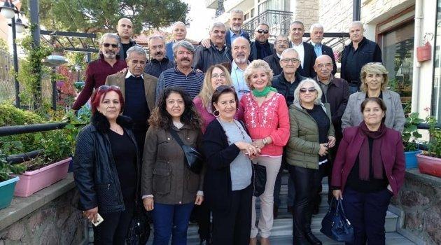 Malatyalılar 3 kentte toplandı