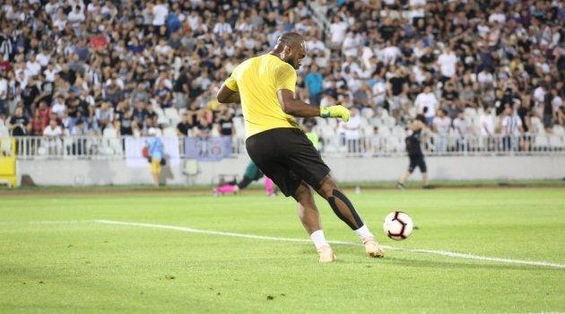 Malatyaspor 1 attı 3 yedi...