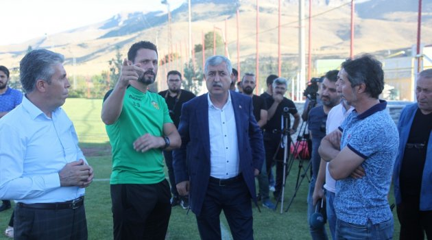 """Malatyaspor bizim ortak paydamız"""