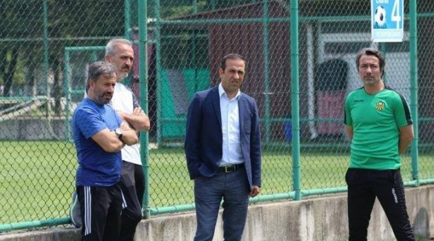 Malatyaspor'da transfer zirvesi