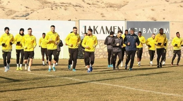Malatyaspor galibiyete hasret