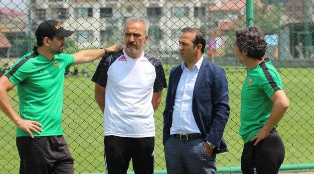 Malatyaspor'da hedef nokta transferler