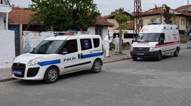 Tecde'de iki sokak karantinaya alındı!