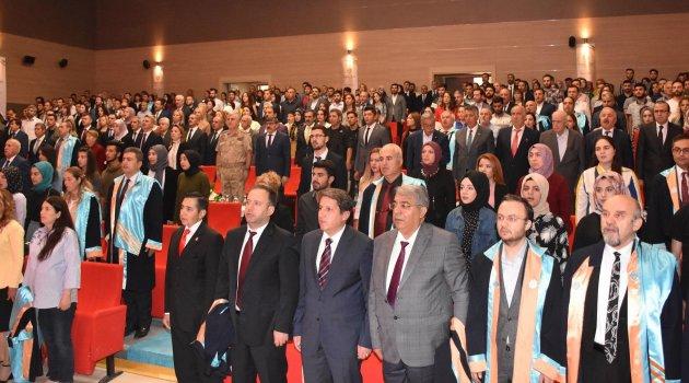 MTÜ'de Akademik açılış yılı töreni