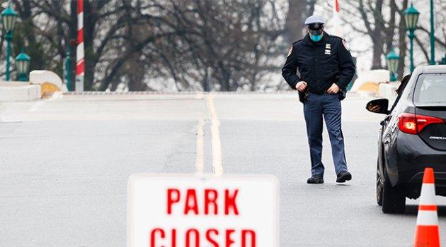 New York polis teşkilatında korona virüs alarmı