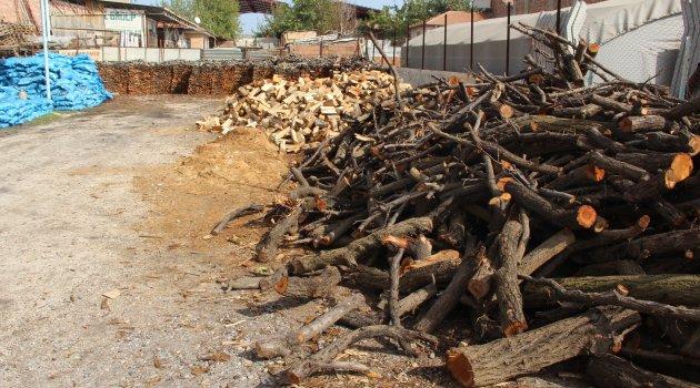 Odun kömür satışları başladı