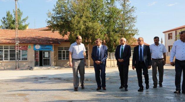 Okulların bahçesi yeni eğitim öğretim yılına hazır