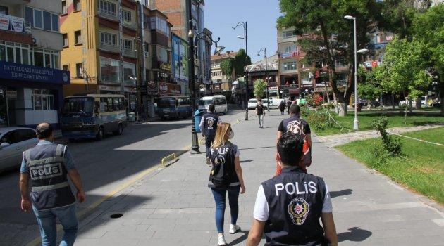Polisten güven huzur uygulaması