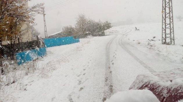 Pülümür'de okullara 2 gün kar tatili