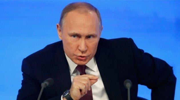 Putin'den itiraf: 'Yolcu uçağının düşürülmesi talimatını verdim'