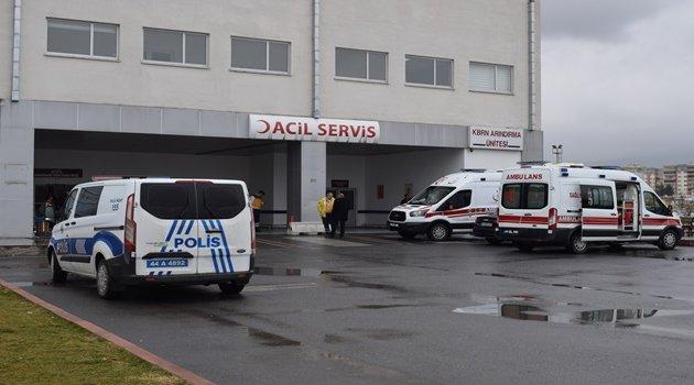 Pütürge'de kan davası cinayeti