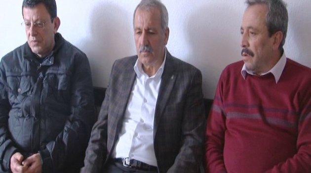 Şahin, Ensar Vakfı Malatya Şubesini Ziyaret Etti