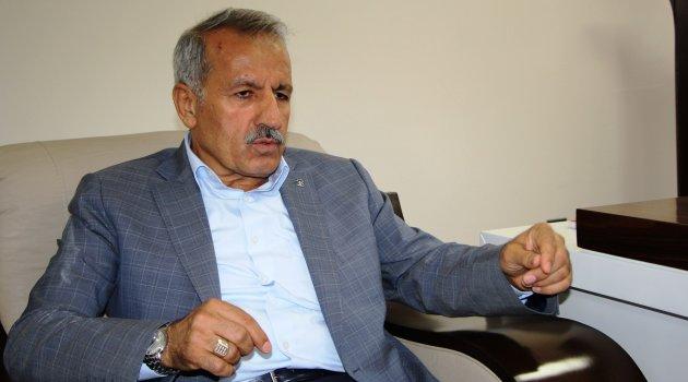Şahin Milli Eğitim Müdürlüğünü ziyaret etti