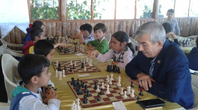 Satranç Eğitim Merkezi hizmete açıldı