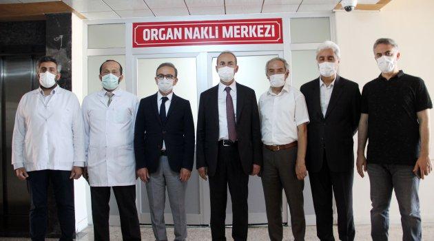 Sivas'a organ nakil ruhsatı