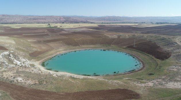 Sivas'ın gölleri denizi aratmıyor