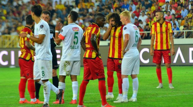 Süper Lig'de 5. hafta tamamlandı