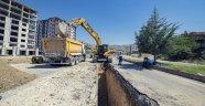 5 mahallede yağmur hattı çalışması yapıldı